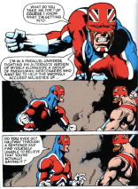 NEXT EPISODE: Captain Britain!