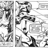 That's quite a battle cry, Cap.