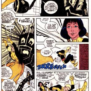 Warlock, never change. (New Mutants Annual #4)