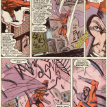 """This is a man who's one bad day away from writing """"Surrender Dorothy"""" in the sky with iron filings. (New Mutants #70)"""