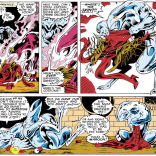 The Warwolves are awful, but also fairly delightful. (Excalibur #2)