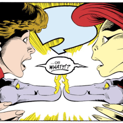 PERFECTLY NORMAL LIGHTHOUSE. NOTHING TO SEE HERE. (Excalibur #3)