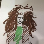 Jay's attempt to capture the grandeur of '90s Rogue's hair fell tragically short.