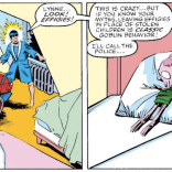 """""""Classic goblin behavior."""" Did she learn about this in school? (X-Terminators #1)"""