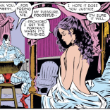 Meanwhile, in a completely different comic book. (Uncanny X-Men #240)