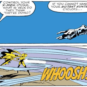"""We'll laugh about this later."" (X-Factor #38)"
