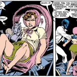 Yeah, I'm with Meggan on this one. (Excalibur #6)