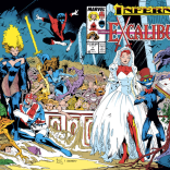 THOSE COVERS THO (Excalibur #7)