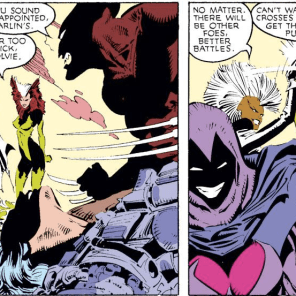 This cannot POSSIBLY end well. (Uncanny X-Men #241)