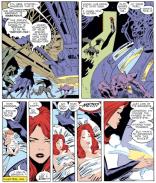 Nebraska: Definitely the worst state. (Uncanny X-Men #240)