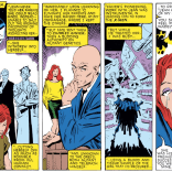 There's at least one alternate universe in which Mister Sinister founded the X-men; but the only detail I remember is that their costumes are WAY fancier. (Uncanny X-Men #241)