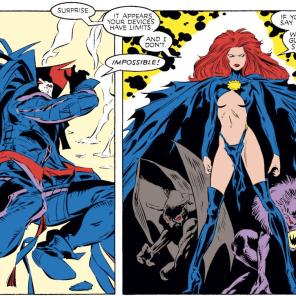 Oh, snap. (Uncanny X-Men #241)