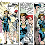 The fashion! The feelings! DAMN, I love Excalibur. (Excalibur #4)