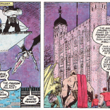 Meanwhile in Excalibur, other stuff. (X-Factor #42)