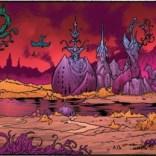 Limbo as we've never seen it. (New Mutants Forever #3)