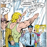 Seriously, it's never not funny. (Excalibur #8)