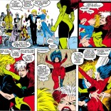 Musical X-Men! Ricochet Rita! Involuntary foreshadowing! This issue's got it all. (Uncanny X-Men #248)