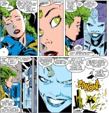 We didn't talk much about this in the episode, but Polaris's life is pretty terrible when this arc starts. (Uncanny X-Men #249)