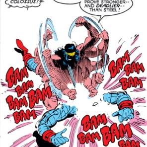 BAM BAM BAM BAM BAM BAM (Uncanny X-Men #249)