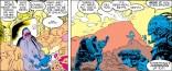 Goodbye, Dazzler. (Uncanny X-Men #251)