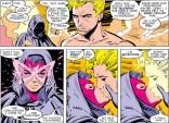 Goodbye, Havok. (Uncanny X-Men #251)