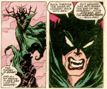 Hela, of course, manages to work in one final villain speech. Because she's a pro. (New Mutants #85)