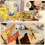 Meanwhile on Midgard*, Rusty and Skids basically play out variations on this gag forever. (New Mutants #84) *Earth