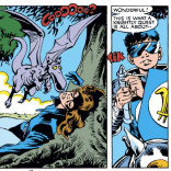 Spoiler: this ends exactly the way you'd expect it to. (Excalibur #12)