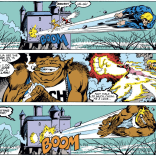 IT'S SUCH A GOOD SIGHT GAG! (Excalibur #12)