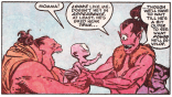 Aw, man. Monster babies are the best babies. (X-Factor #44)