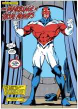 Swell new threads, Cap! (Excalibur #13)