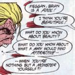 Not cool, Megan. (Excalibur #20)