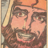 Look at that face. He's so happy. Like a golden retriever who loves crime. (New Mutants #81)
