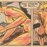 Encasing people in molten rock kind of seems like the opposite of a rescue, but, sure, go for it. (New Mutants #81)