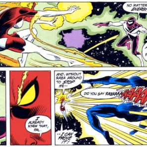 'Kay. (Spotlight on Starjammers #2)