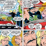 Jamie + Betsy = prooooobably best to be careful. (Uncanny X-Men #256)