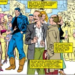 It's the cowboy boots that really pull the look together. (Uncanny X-Men #262)
