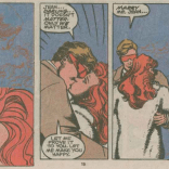 Well, that's awkward. (X-Factor #53)