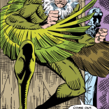 Say what you will about Liefeld, but his craggy, gnarled Vulture is pretty damn delightful. (New Mutants #86)