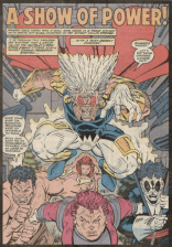 It's the Mutant Liberation Front! (New Mutants #87)