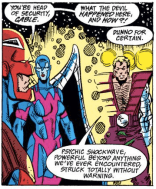 More X-analogues from Earth-2122. (Excalibur #22)