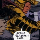 ...and Earth 1991 style. (Wolverine: Rahne of Terra)