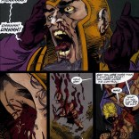 This is no one's finest hour. (Wolverine: Rahne of Terra)
