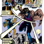 I would read an entire series about what happens on this page. (Uncanny X-Men #267)