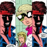 Just... Just talk to her, Rictor! Talk to anyone! Even the reader!(New Mutants #90)