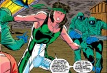 Hey, Rictor got a new costume! And a lot more hair! (New Mutants #93)
