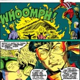 And that was the last we ever saw of Stryfe and the MLF! (New Mutants #94)