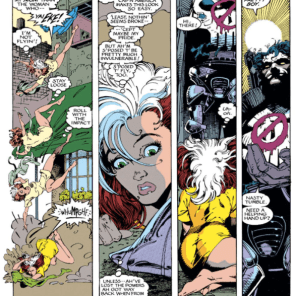 If I had a dollar for every day I've woken up like this... (Uncanny X-Men #269)