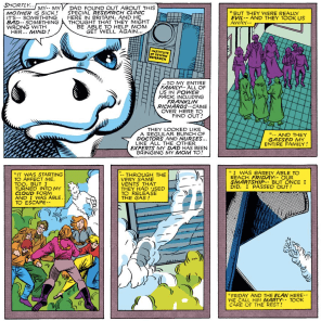 HEY, KIDS! COMICS! (Excalibur #29)