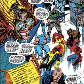 Bogdanove's Hodge really is the best Hodge. (X-Factor #61)